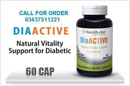 DiaActive for Diabetes 03437511221