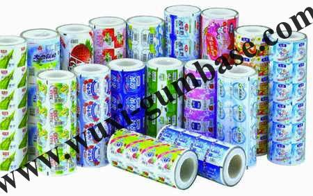 Packing film