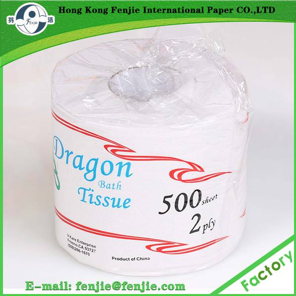 virgin wood pulp toilet paper tissue wholesale