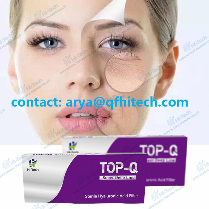 1ml Top-Q hyaluronic acid dermal filler-Deep Line for deep wrinkles and folds