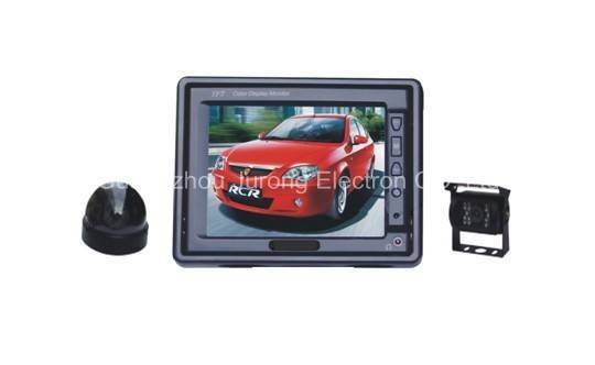 """color LCD car parking system/rear view system/5.6"""" monitor"""