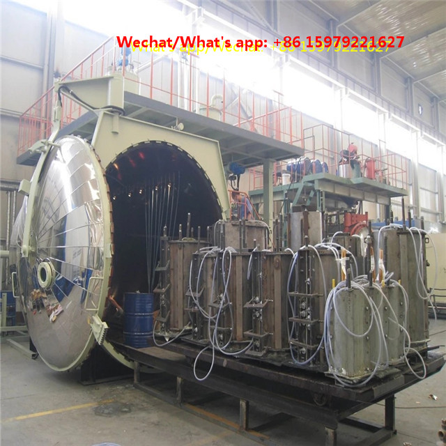 Dry-type Transformer Automatic Epoxy Resin Vacuum Casting Equipment