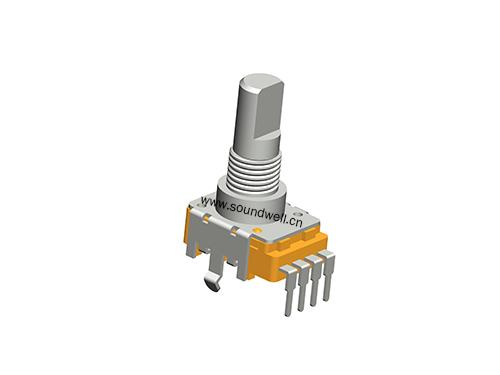 RA1151 360° rotary potentiometer