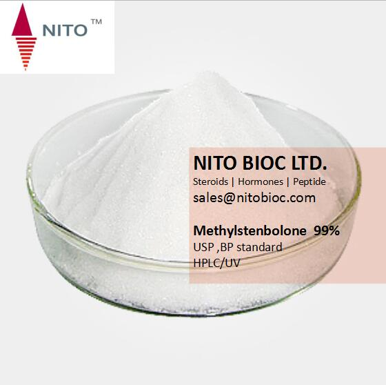Methylstenbolone, 17b-hydroxy-2-methyl-5a-androst-1-en-3-one