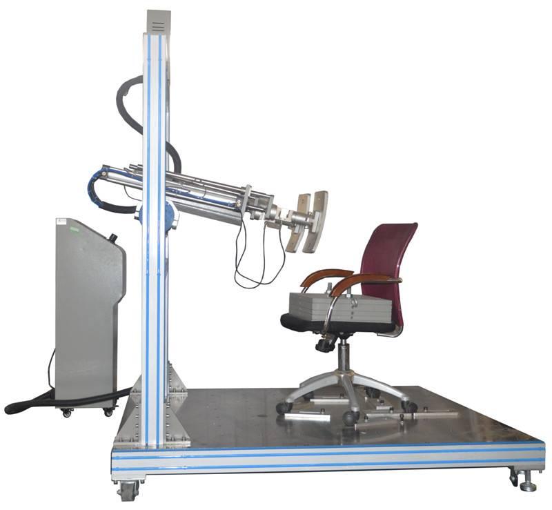 150 Ib Air Pressure Chair Backrest Endurance Testing Equipment