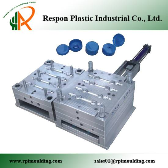 China Custom Injection Plastic Bottle Cap Mould
