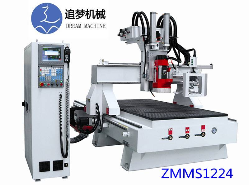ZMMS1224 ATC Spindle CNC Router Machine