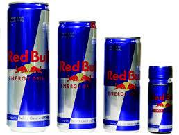 Redbull Eenegry drinks