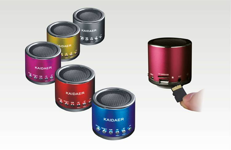 KD-MN01r  KAIDAER Portable Speaker