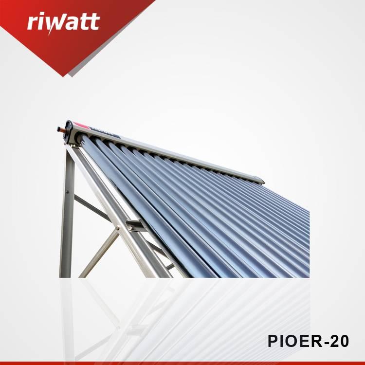 Manzanillo Solar Water Heater