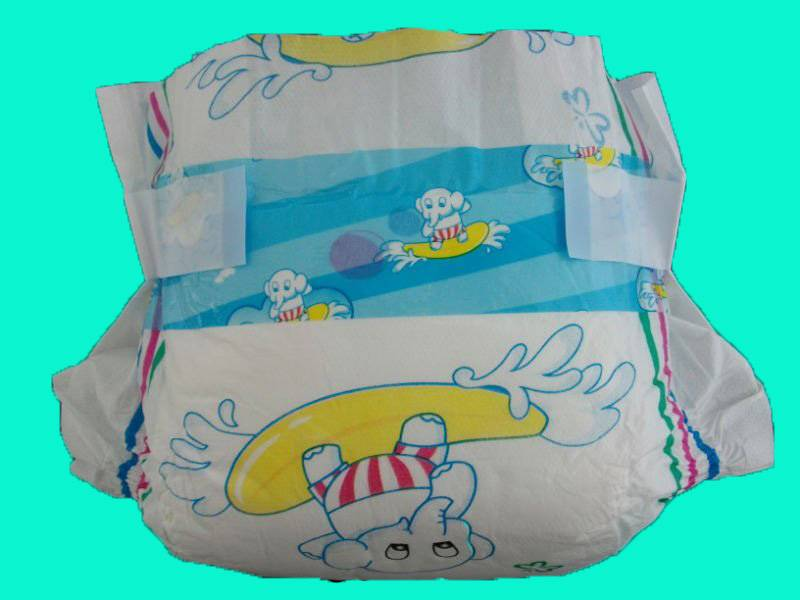 sunny baby diaper with competive price  grade b disposable baby diaper