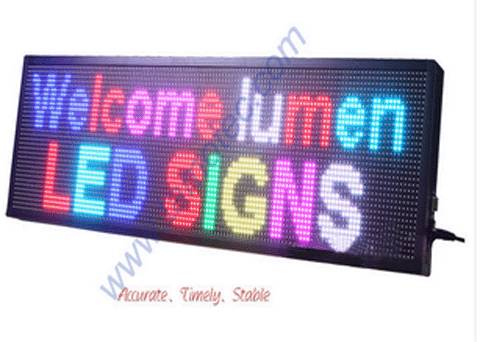 hot good quantity and high performance bus led destination board
