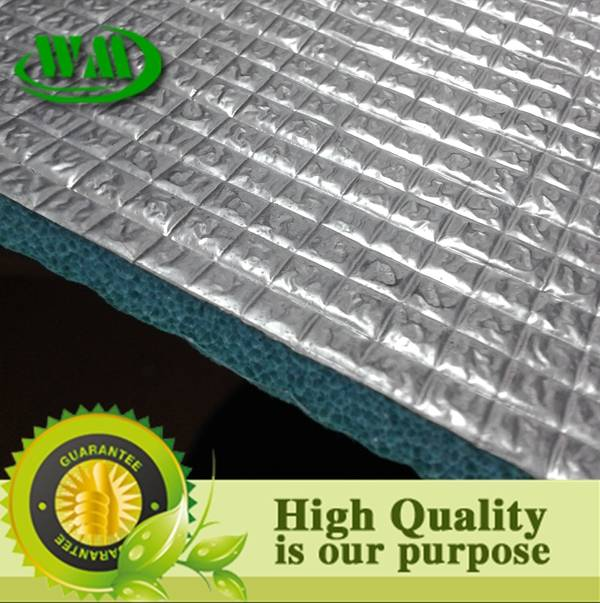 Aluminum foil epe foam