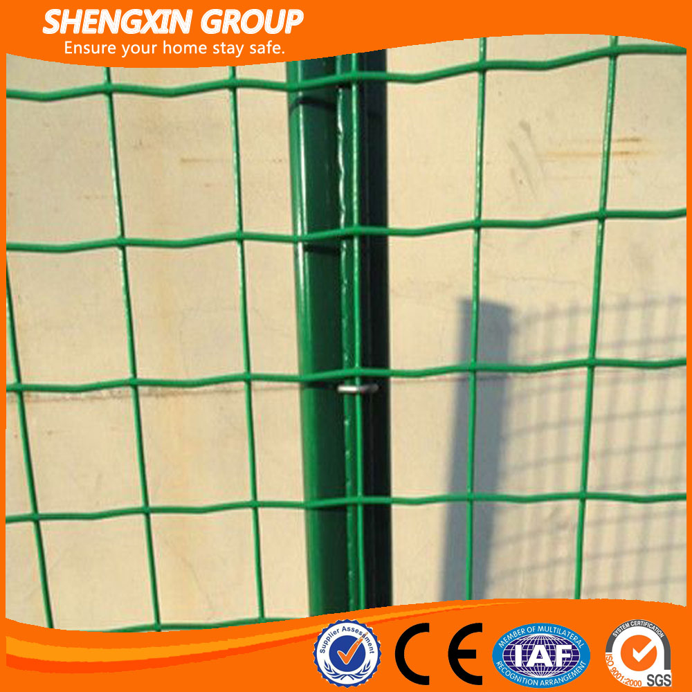 Holland Welded Wire Euro Mesh Fence