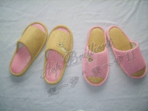 Unisex indoor mesh leisure slipper 22