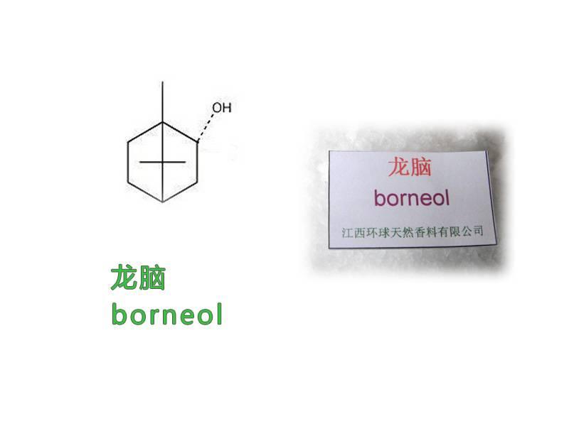 borneol,borneol crystal,Camphol Linderol,Bornyl alcohol