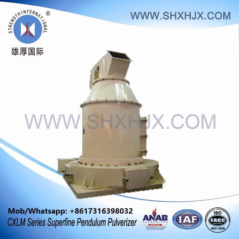 CXLM Series Mill Mineral Powder Superfine Pendulum Pulverizer