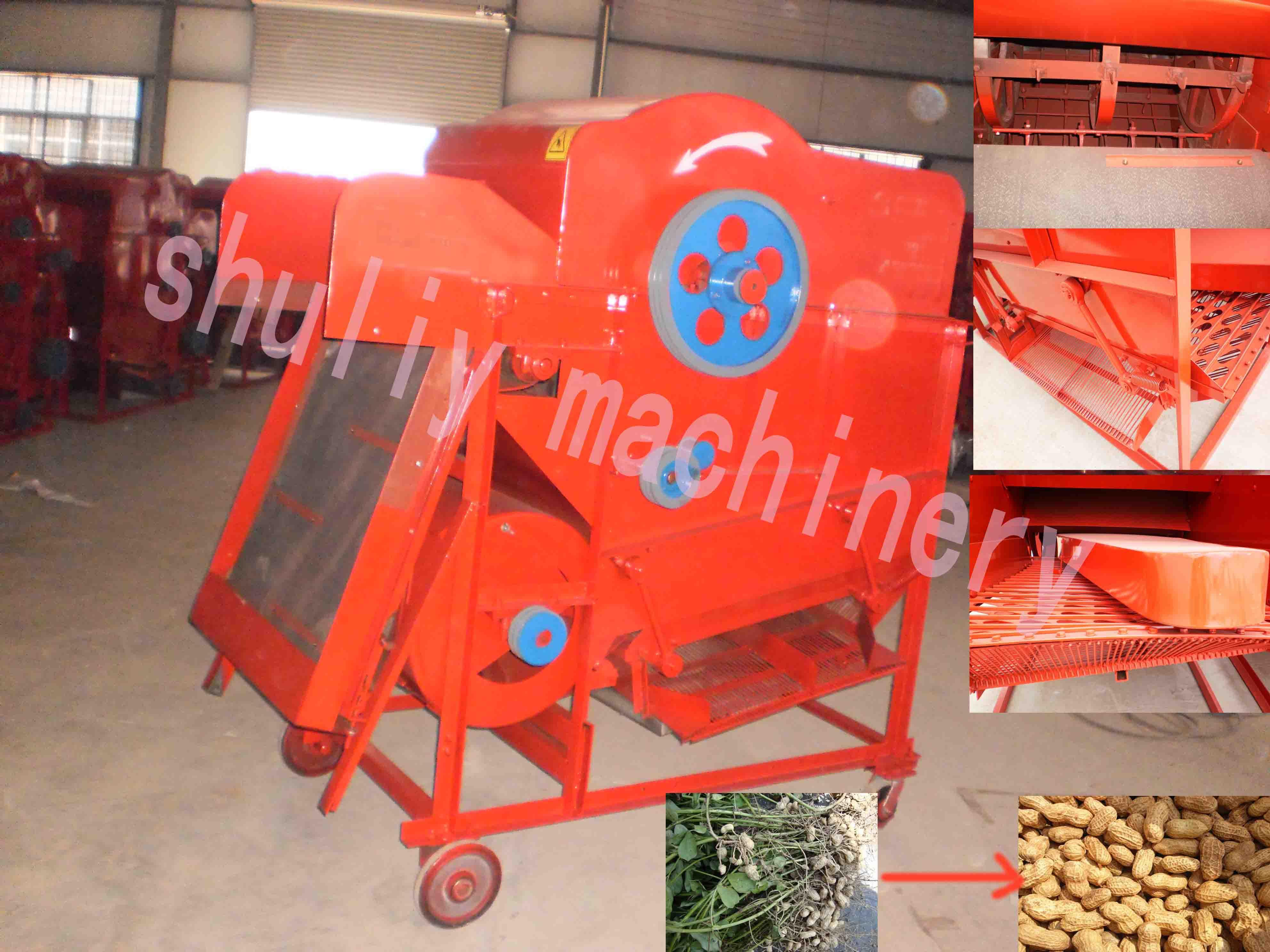 peanut picking machine(0086-15238618565)