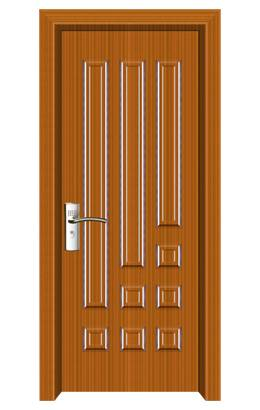 interior pvc door (MP-025)