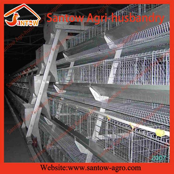 broiler chicken battery cage for poultry farm