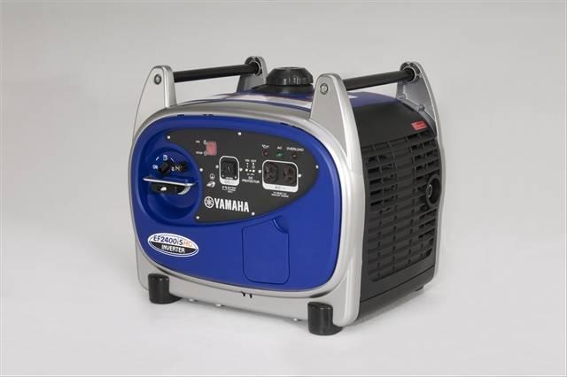 YAMAHA EF2400iSHC 2400watts 2.4KW Power Electricity Generator Inverter