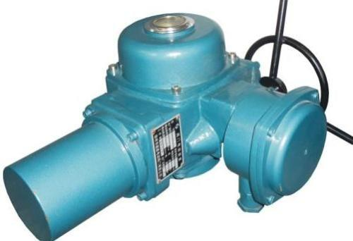 DQ quarter turn electric valve actuator