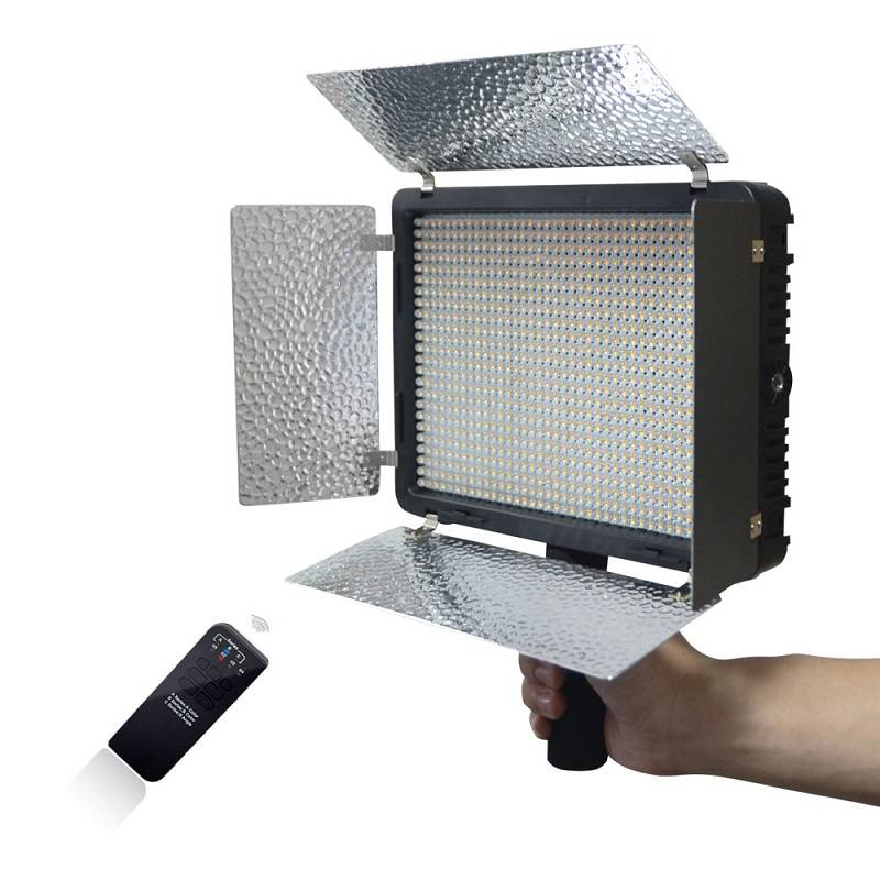 Mcoplus Camcorder led video light