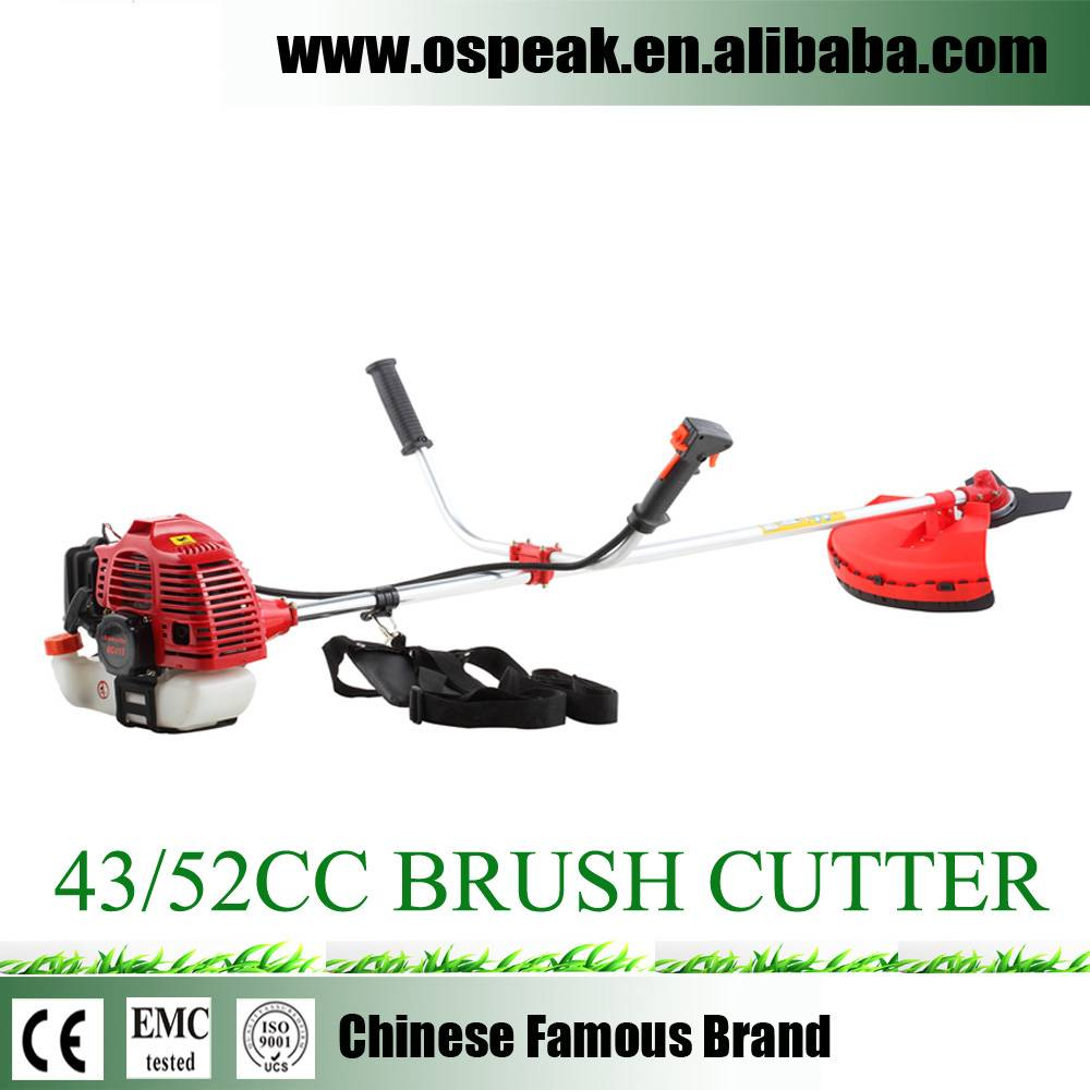 Gasoline 1E40F-5 Side-attached 52cc Brush Cutter