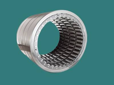 Four-row cylindrical roller bearings