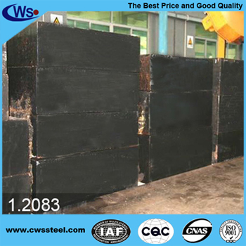 1.2083 Plastic Mould Steel