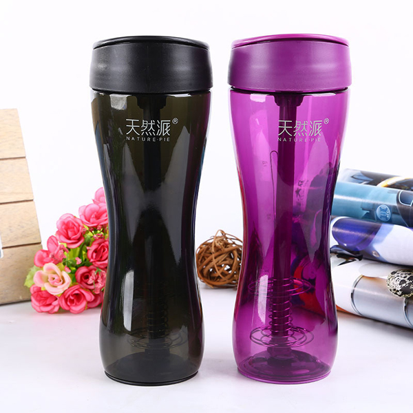 600ml PC shaker bottle