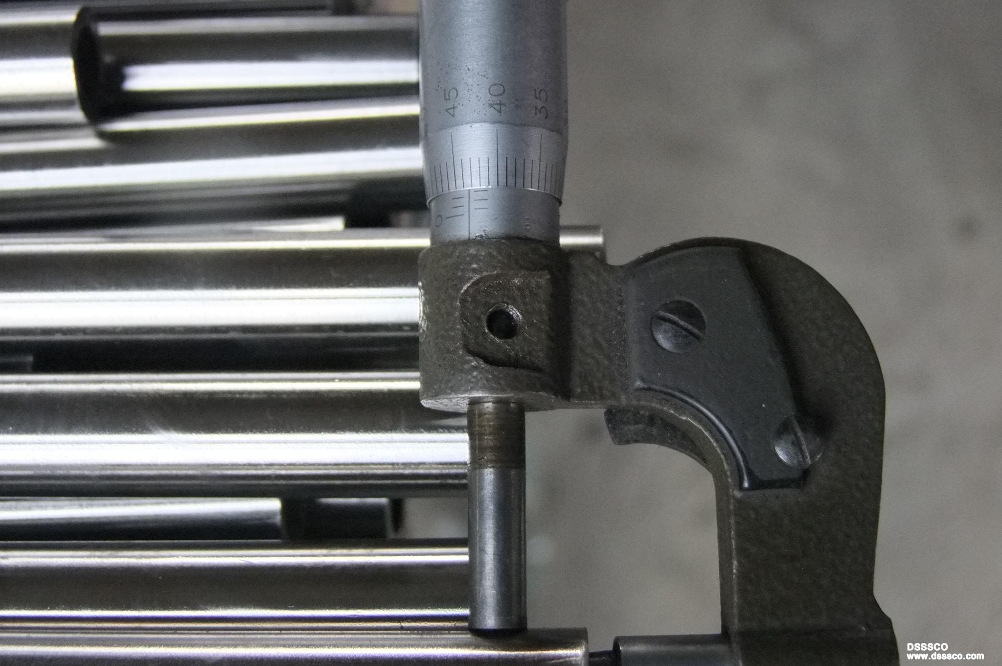 316Ti Stainless Steel Round Tube