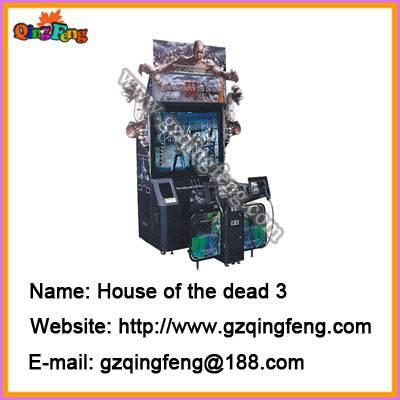 Simulator shooting machines game seek QingFeng as your distributors