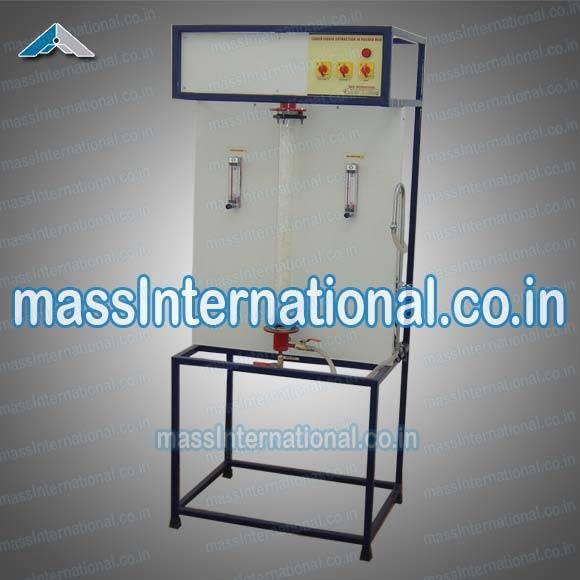 Liquid - Liquid Extraction In Packed Bed  (MT-01 )
