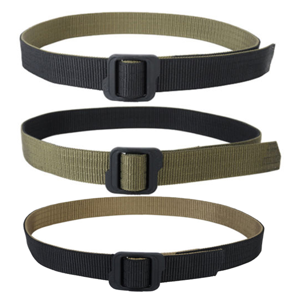 Tactical Double-sided Military Waistband Duty Webbing Belt