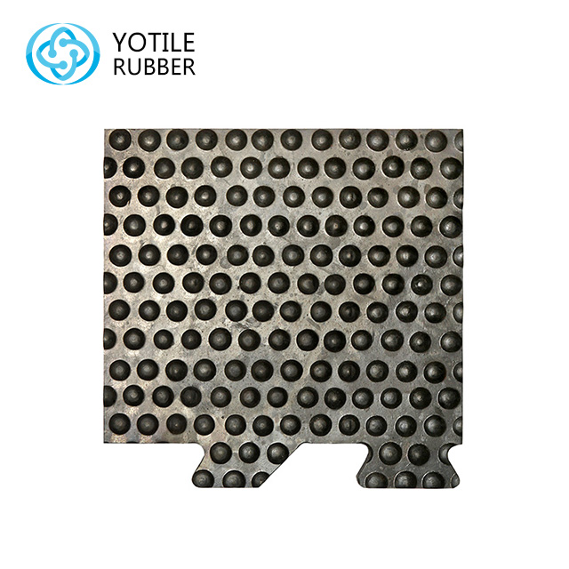 Studded Rubber Stable Mats
