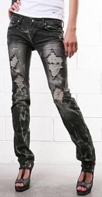 Skinny Jeans (L-014)