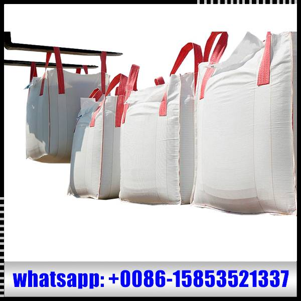 pp jumbo bag /  bulk bag / fibc bag / ton bag supplier from China