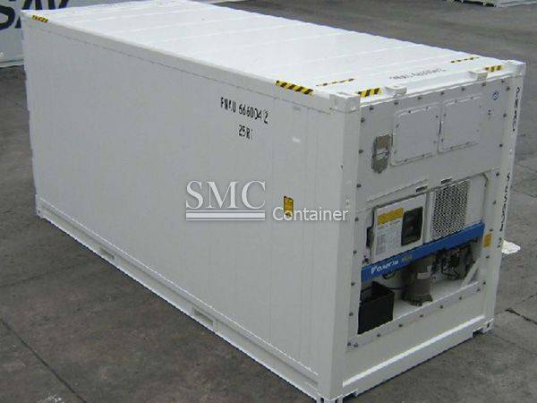 Reefer Container (Refrigerated Container)