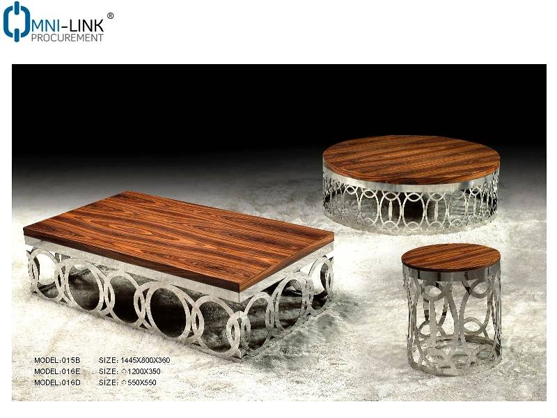 Marble Coffee Table(015)