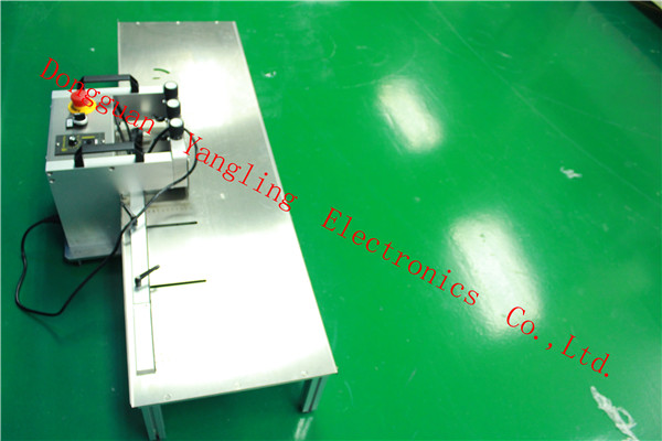 JGH-214 PCB Cutting machine of three pole type