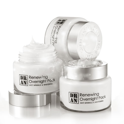 Renewing Overnight Pack (Sleeping Pack) 100g