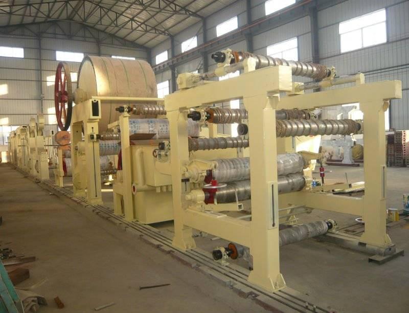 1092mm Cultural (A4 paper) Paper Making Machine