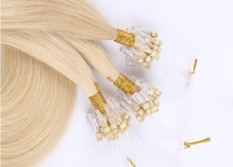 micro loop human hair extensions