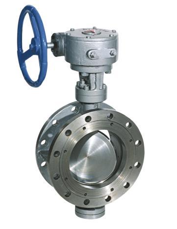 Cast steel butterfly valve flange type DIN/ANSI/JIS/BS