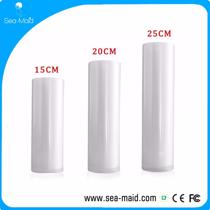 Sea-maid Eco-friendly packing meats storage vacuum bag wholesale