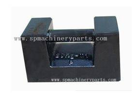 2018 New China Supplier M1 class elevator test weights with grip handle