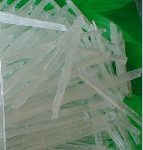 Natural Menthol Crystal CAS No.: 89-78-1