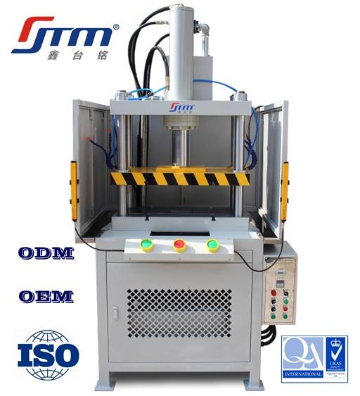 XTM-106K Four column Fast Hydraulic press machine