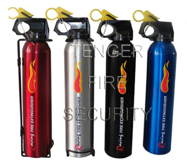 Auto Racing 300g Fire Extinguisher